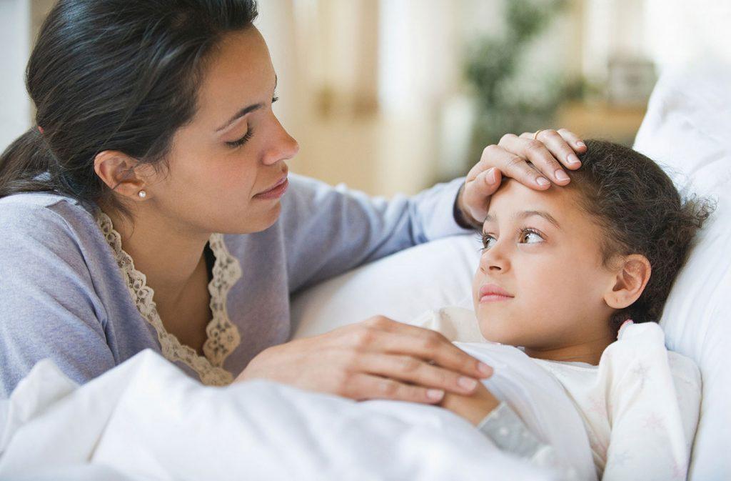 Cara Orang Tua Untuk Merawat Anak Ketika Sakit